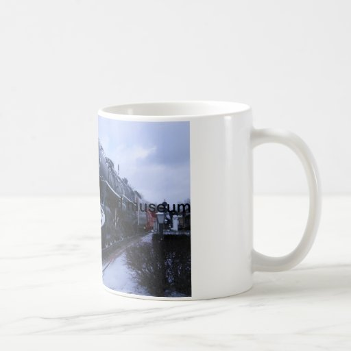 Railroad Museum Coffee Mugs