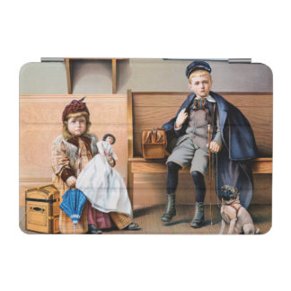 RAILROAD POSTER, 1898 iPad MINI COVER