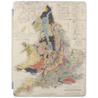 Railroads in England iPad Cover
