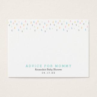 Rain Clouds | Mommy Advice Cards