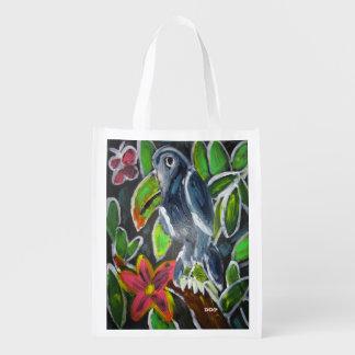 Rain  Forest  Toucan art