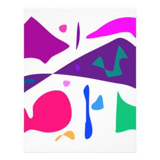 Rain Full Color Flyer