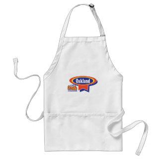 Rainbo dark standard apron