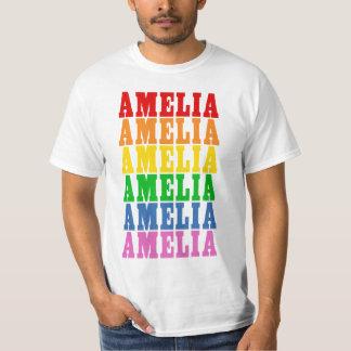 Rainbow Amelia T-Shirt