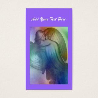 Rainbow - Angel Daily Prayer Card