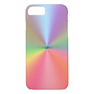 Rainbow Background iPhone 7 Case