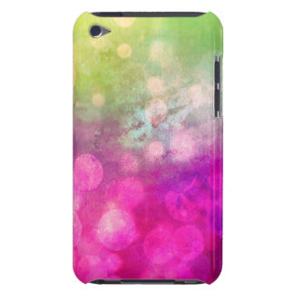 Rainbow Bokeh iPod Touch 'Barely There' Case iPod Touch Cover