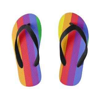 Rainbow boys and Girls Kid's Jandals
