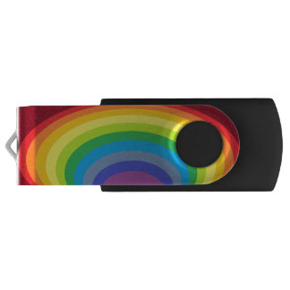 Rainbow Charm flash drive