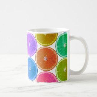 Rainbow Citrus Mug