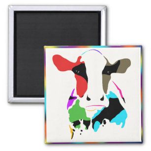 Rainbow Cow Gifts On Zazzle Nz