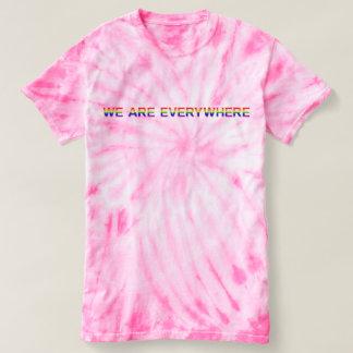 Rainbow — Cyclone Tie-Dye T-Shirt