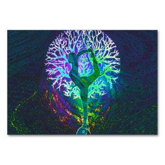 Rainbow Energy Yin Yang Yoga Table Cards