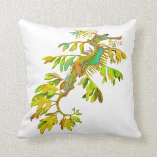 Rainbow Fantasy Sea Dragon Pillow