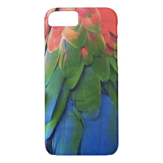 """Rainbow Feathers Phone Case"" iPhone 8/7 Case"