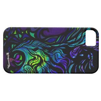 Rainbow Fire phone case