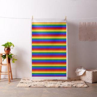 RAINBOW FLAG COLORS + your ideas Fabric