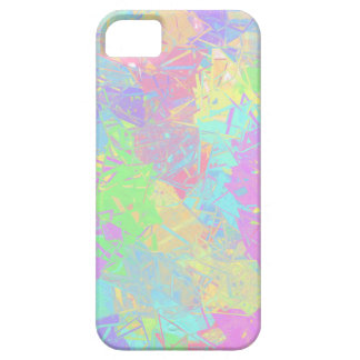 Rainbow glass barely there iPhone 5 case