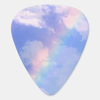 Rainbow Guitar Pick