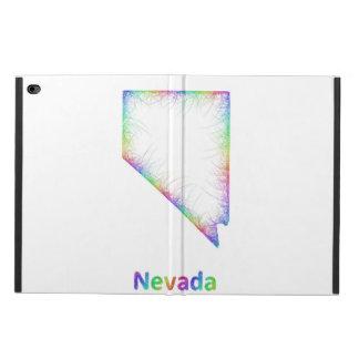 Rainbow Nevada map Powis iPad Air 2 Case
