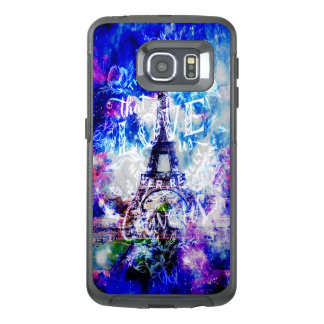 Rainbow Parisian Dreams of the Ones that Love Us OtterBox Samsung Galaxy S6 Edge Case