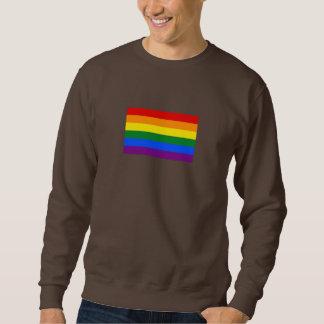 Rainbow Pride Flag Sweatshirt
