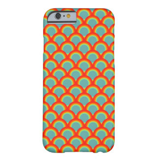 Rainbow Scales Barely There iPhone 6 Case