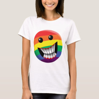 Rainbow Smile T-Shirt