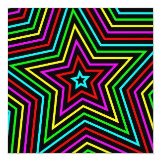 Rainbow Stars 2 Card