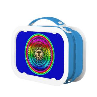 Rainbow Sun Lunch Box