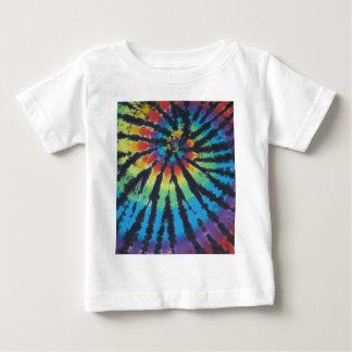 Rainbow Swirl Spiral Tie Dye PhatDyes Tshirt