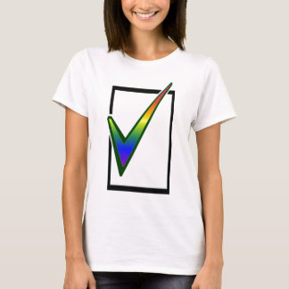 rainbow vote T-Shirt