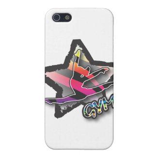 Rainbow Zebra Gymnastics iPhone 5/5S Cases