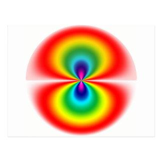 rainbowSpherical.jpg Postcard