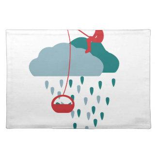 Raincatcher Cloth Place Mat