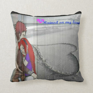Rained on my Heart pillow