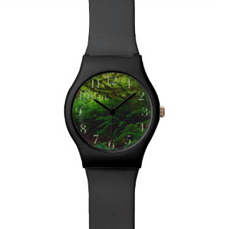 Rainforest Jungle Nature-lover's Wrist Watches