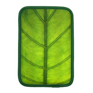 Rainforest Leaf Sleeve For iPad Mini