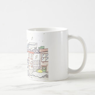Raining Eggs II Coffee Mug