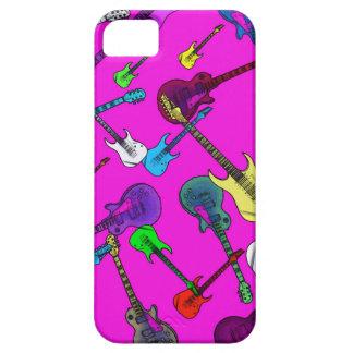 Raining Guitars iPhone 5 Case