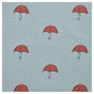 Rainy Day Pattern Fabric