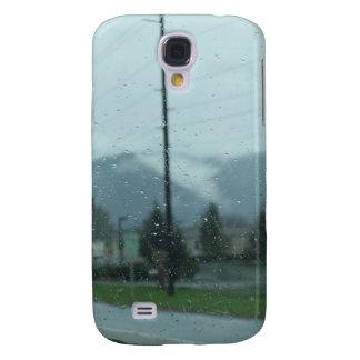 Rainy Mountain Day Galaxy S4 Case