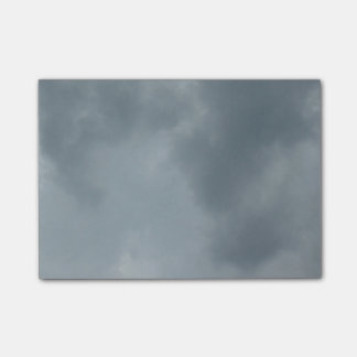 Rainy Sky Post-it® Notes