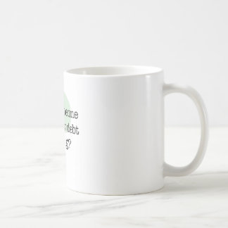 Raise My Debt Ceiling Coffee Mug