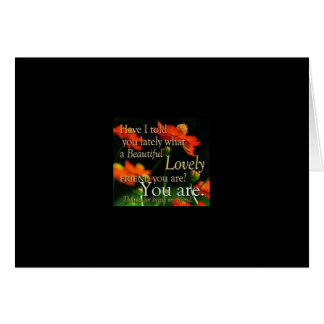 RAISING HELL WITH YOU IS HEAVEN ON EARTH BIRTHDAY GREETING CARD