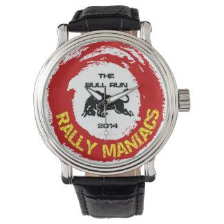Rally Maniacs The Bull Run Watch 2014