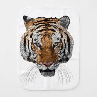 Rama the Tiger Burp Cloth