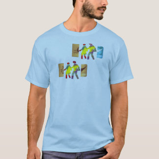 RAMDOME Mix -  Collages NAVINs Collection T-Shirt