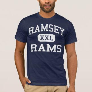 Ramsey - Rams - High School - Ramsey New Jersey T-Shirt