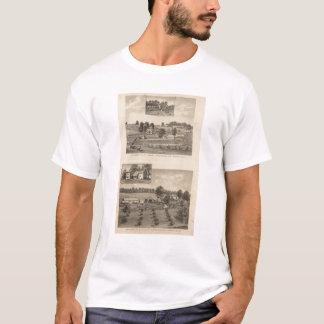 Ramsey, Williams residences T-Shirt
